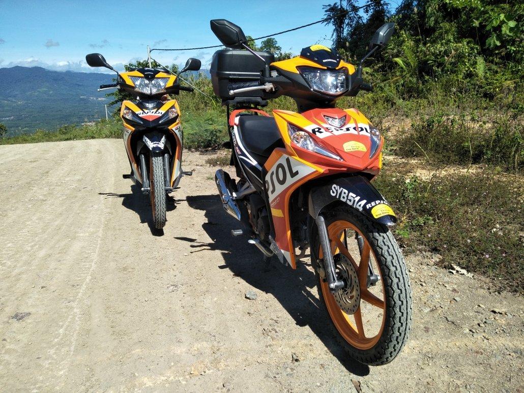 Borneo Travel Motorbike Tour Sabah & Kapai