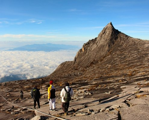 Mount Kinabalu Borneo Travel Cycling Tours