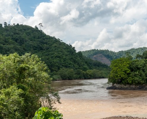 Padas Mountain Biking Borneo Travel